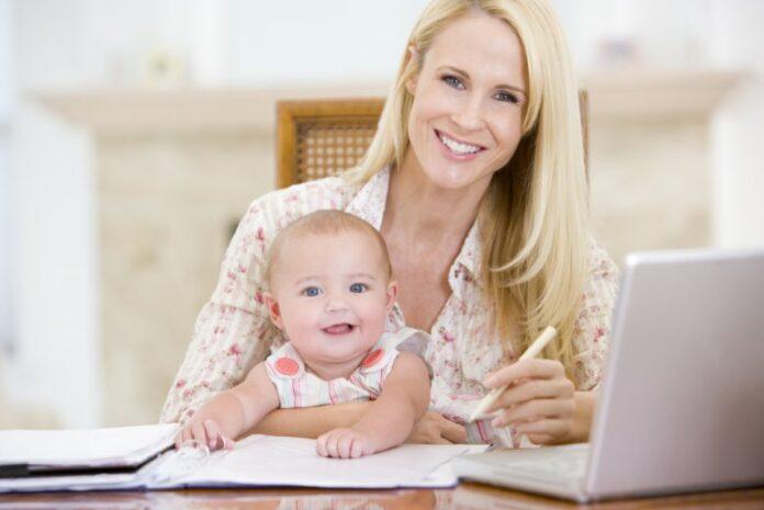 Працююча мамуся або 10 порад як все встигати