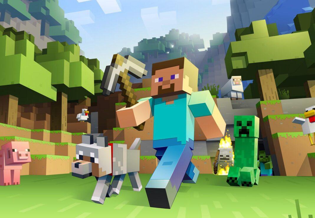 Minecraft для батьків - спокійно і без паніки!