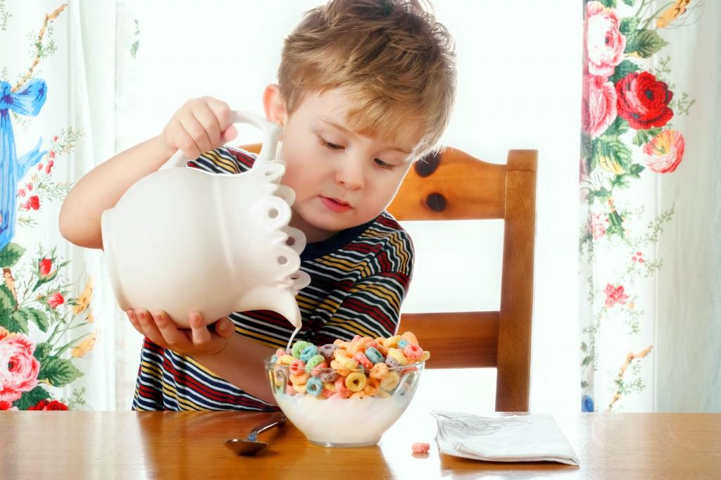 Самостоятельность детей