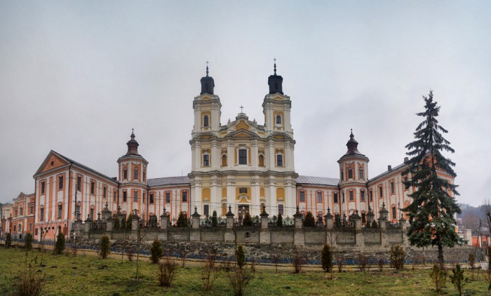 Семейное путешествие по Украине : Кременец