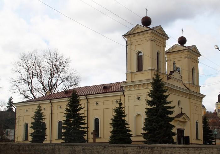 Костел Св. Станислава. Кременец