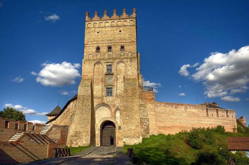 Подорож в казку. Луцький замок