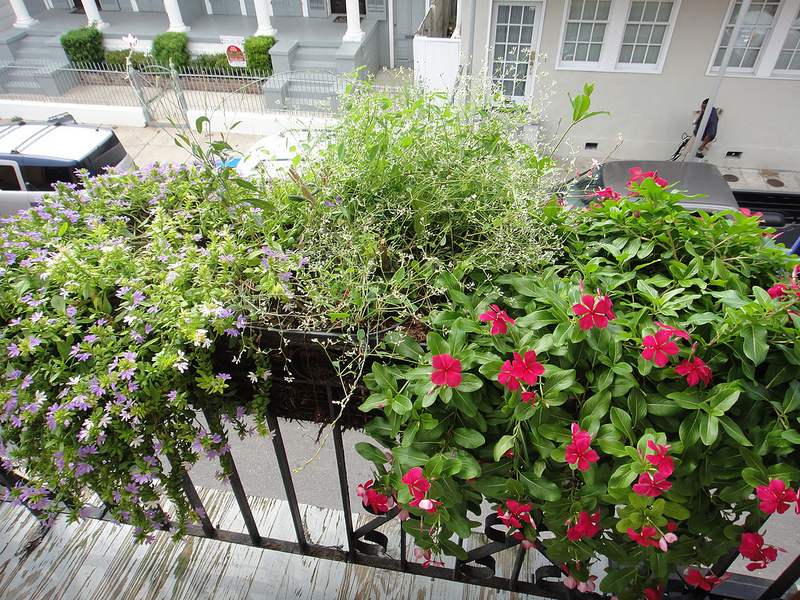 как сделать балкон красиво