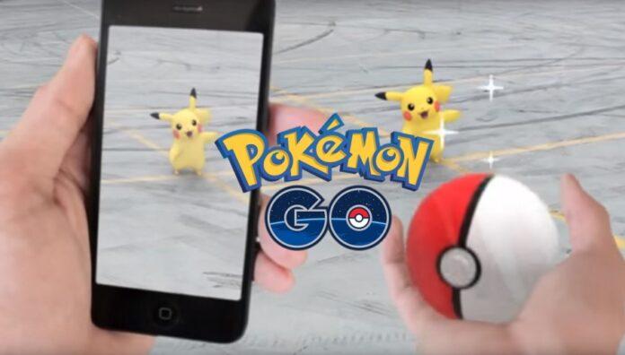 pokemon go в украине