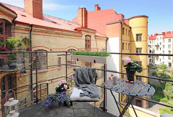 идеи для балкона
