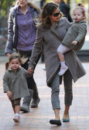family look знаменитости