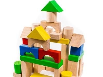 деревяний конструктор