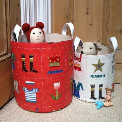 ідеї для зберігання дитячих іграшок