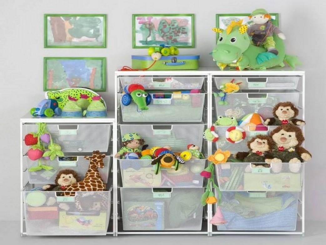 Зберігання іграшок