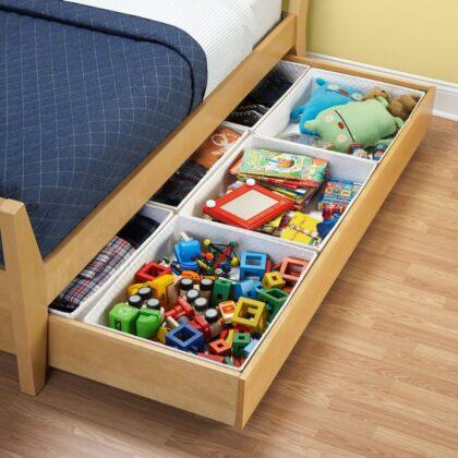 контейнери для іграшок