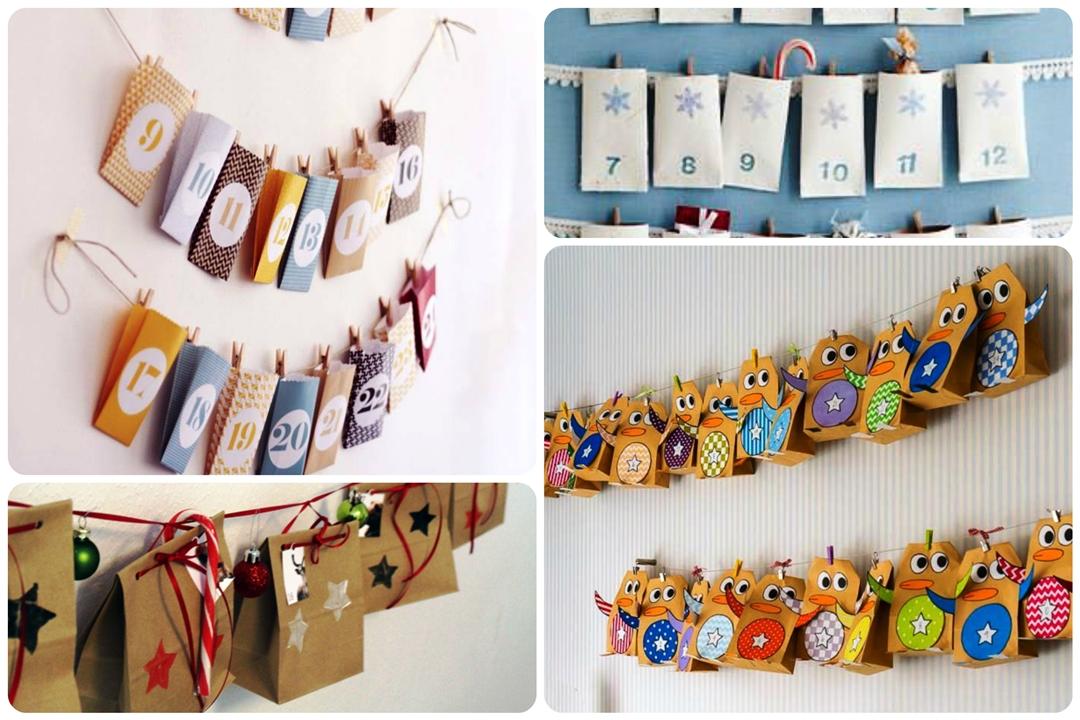 идеи заданий для рождественского календаря