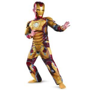 детский костюм супергероя