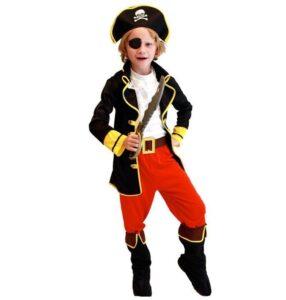 Дитячі новорічні костюми пірат