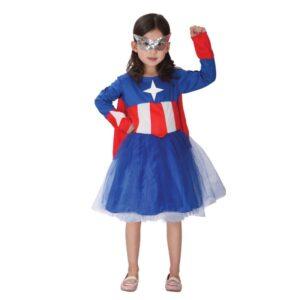 оригінальний новорічний костюм дівчинка