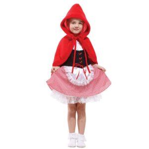 Детские новогодние костюмы красная шапочка
