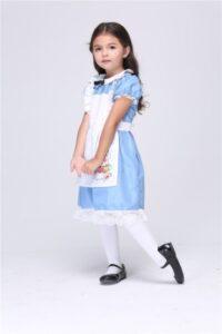 Детские новогодние костюмы Алиса в стране чудес