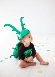 маскарадный костюм для малыша