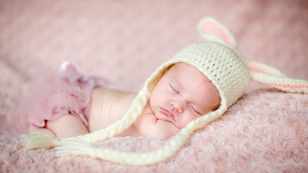 фотосессия спящих новорожденных
