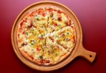 Рецепт домашней пиццы