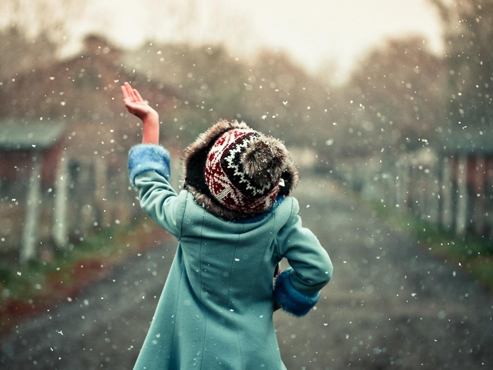 За що діти оюожнюють зимові канікули? Позитивчик