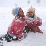 Позитивчик. За що діти обожнюють зимові канікули: 15 фото