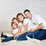 Сімейна фотосесія - 12 цікавих ідей. В очікуванні малюка