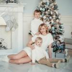 Семейная фотосессия - 12 интересных идей. Новогодняя семейная фотосесия