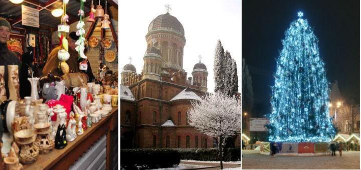 Куда поехать с ребенком на зимние каникулы в Украине? Черновцы