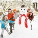 Позитивчик. За что дети просто обожают зимние каникулы: 15 фото