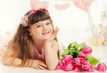 Детские венки на голову. Мода на цветы. Какие детские венки стоит выбирать?