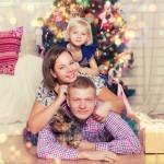 Сімейна фотосесія - 12 цікавих ідей. Новорічна сімейна фотосесія
