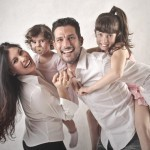 Сімейна фотосесія - 12 цікавих ідей