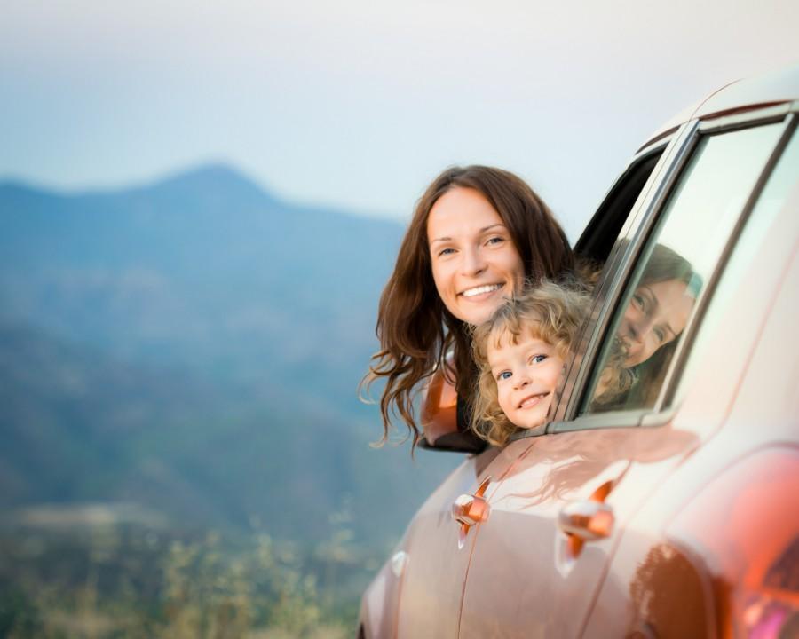 Подорож з дітьми
