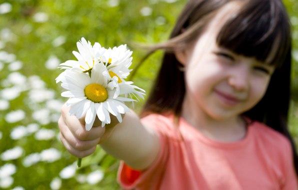 Проявления добра и сострадания у детей
