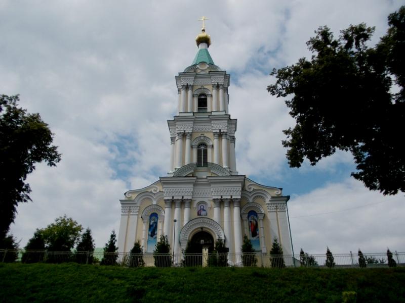 Богоявленський монастир. Кременець