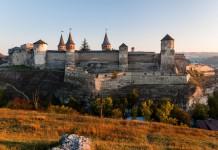 Замки и крепости Украины. Каменец-Подольская крепость
