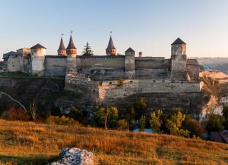 Замки і фортеці України. Кам'янець-Подільська фортеця