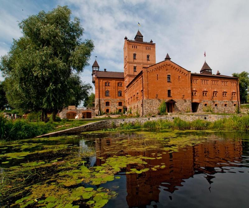 Середньовікові замки. Радомишль
