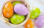 Оздоблення великодніх яєць. Цукрові узори