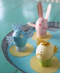 Оздоблення великодніх яєць. Звірятка