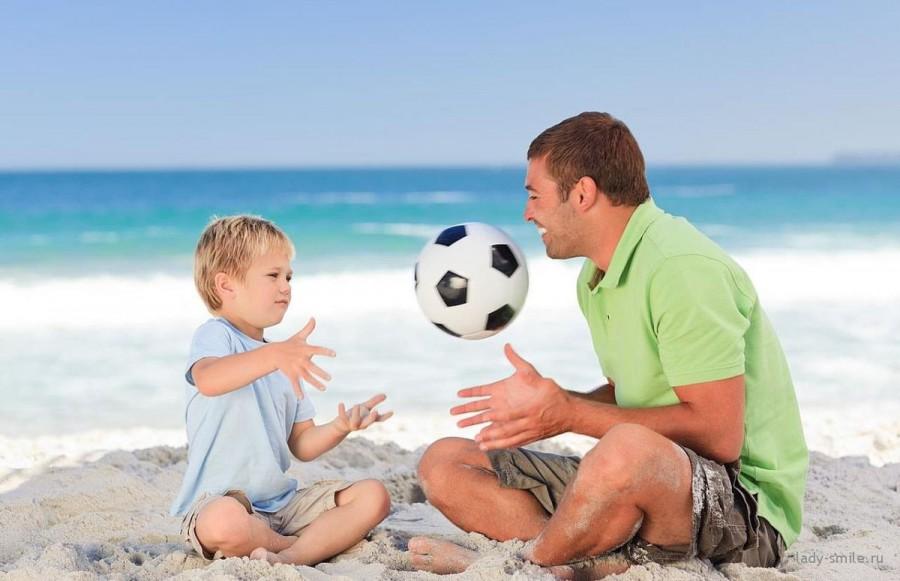 Декретна відпустка для чоловіків