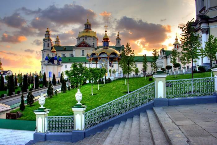 Богоявленский монастырь. Кременец