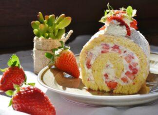 Десерты из клубники