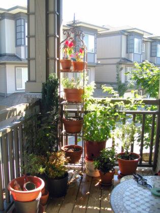 красивые балконы внутри