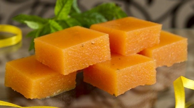 десерти з абрикосів для дітей рецепти