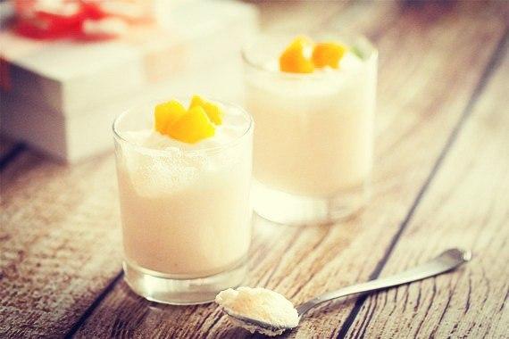 десерти з персиків рецепти