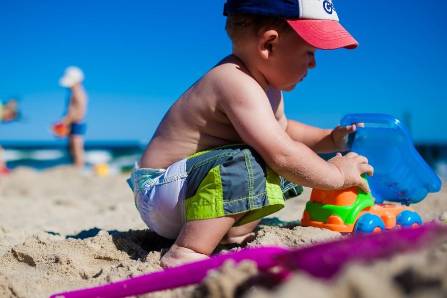 Відпочинок з дітьми на морі Україна