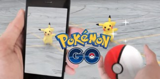 pokemon go в украине
