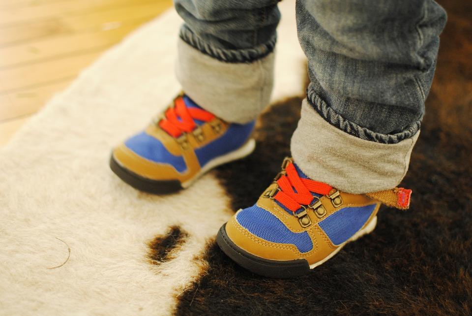 Ортопедичне взуття для дітей
