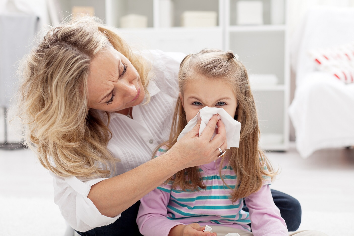 дитина часто хворіє в диитячому садку